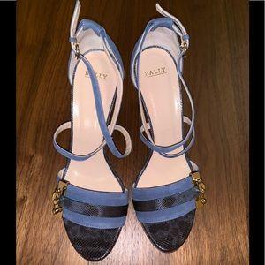 Bally high heel sandals